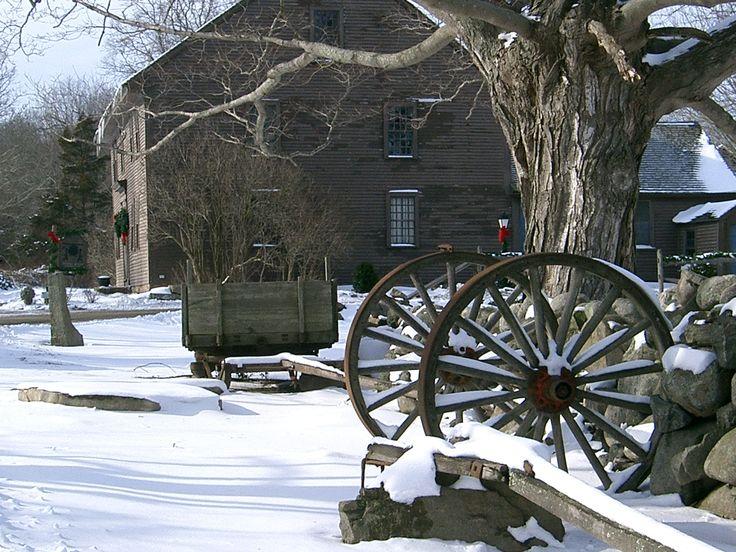 Randall's Ordinary Stonington Connecticut