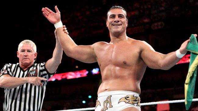 WWE Might Be Trying To Keep Alberto Del Rio From From Dropping His AAA Championship