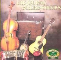 Oudag Boereorkes This album consists of pure Traditional Boeremusiek: this means that all the instruments used are accoustic only;( no elctric nor electronic instruments). Stefaan van Zyl, leader of this group, plays both the English Consertina and the European 'Boerekonsertina' (ie without the Chromatic scale). This album also features Danie Grey, and expert on the old 'pump' organ (huisorrel).