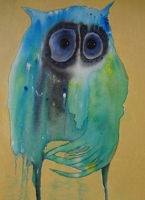 Original Painting by Julie Sutherland. Sold