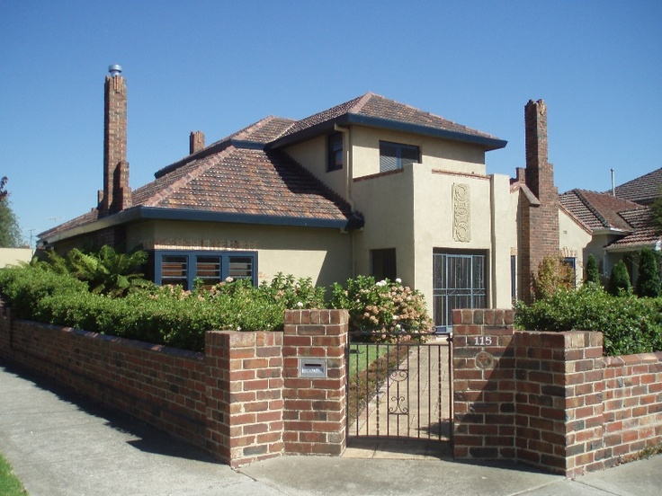 House at 115 Victoria Street WILLIAMSTOWN, Hobsons Bay     Built 1935