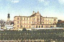 Znojmo (Znaim) Hospital, 1911