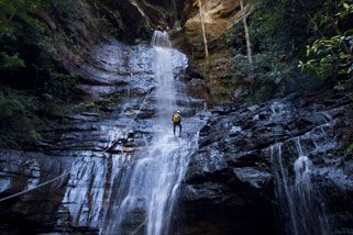 Canyoning and Abseiling NSW Adventure