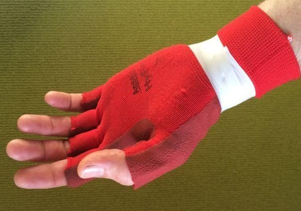 Climb Design crack climbing glove