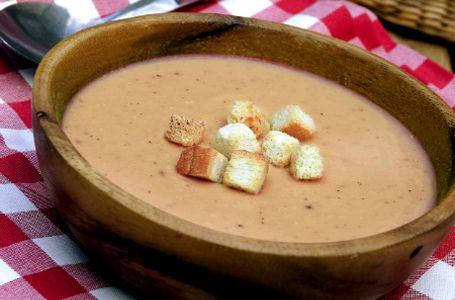Κρεμώδης σούπα με κόκκινες φακές - Συνταγές | γαστρονόμος