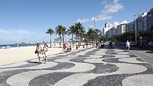 Copacabana, Rio de Janeiro - Wikipedia, the free encyclopedia