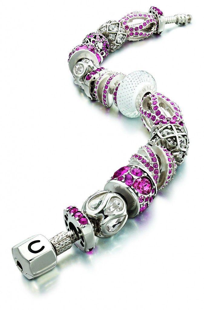 26 best My Chamilia Bracelet images on Pinterest