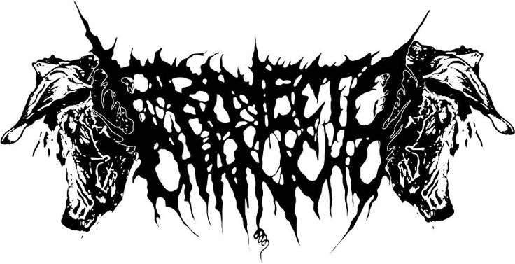 proyecto chancho (no real band) test logo