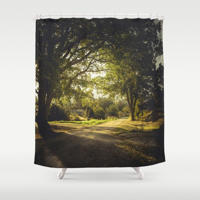 On the road again Shower Curtain by HappyMelvin   Society6