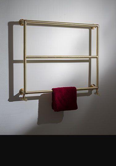 Badezimmer regal ohne bohren  Pinterest'teki 25'den fazla en iyi Handtuchhalter edelstahl fikri ...