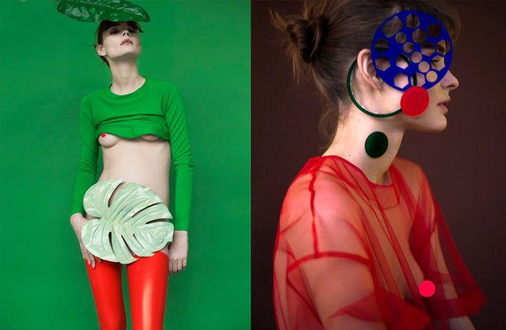 SICKY magazine Photo: #KasiaBielska Style: #AsiaWysoczyńska MUA: #SławekOszajca Set: #NataliaMleczak