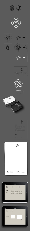 branding:   eUDIGIT by olivier rensonnet, via Behance