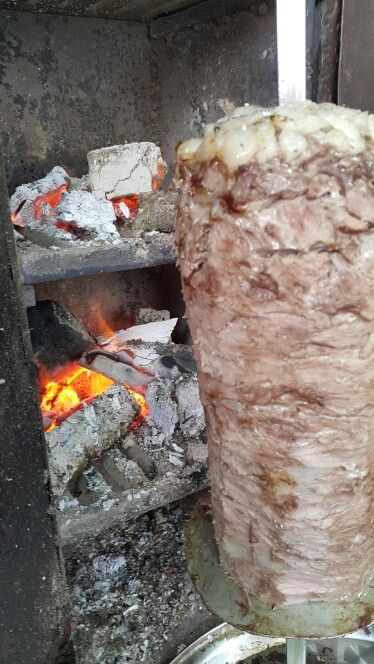 Meat and fire