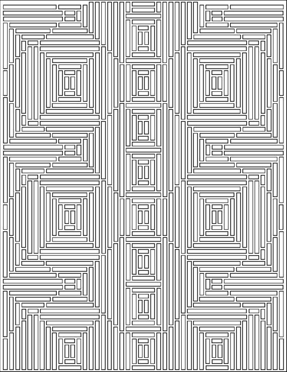 coloring page - Coloring Book Paper Stock