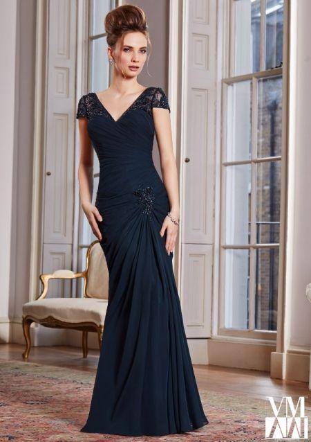 Morilee - VM | Evening Gowns - 71015 Chiffon Mesh