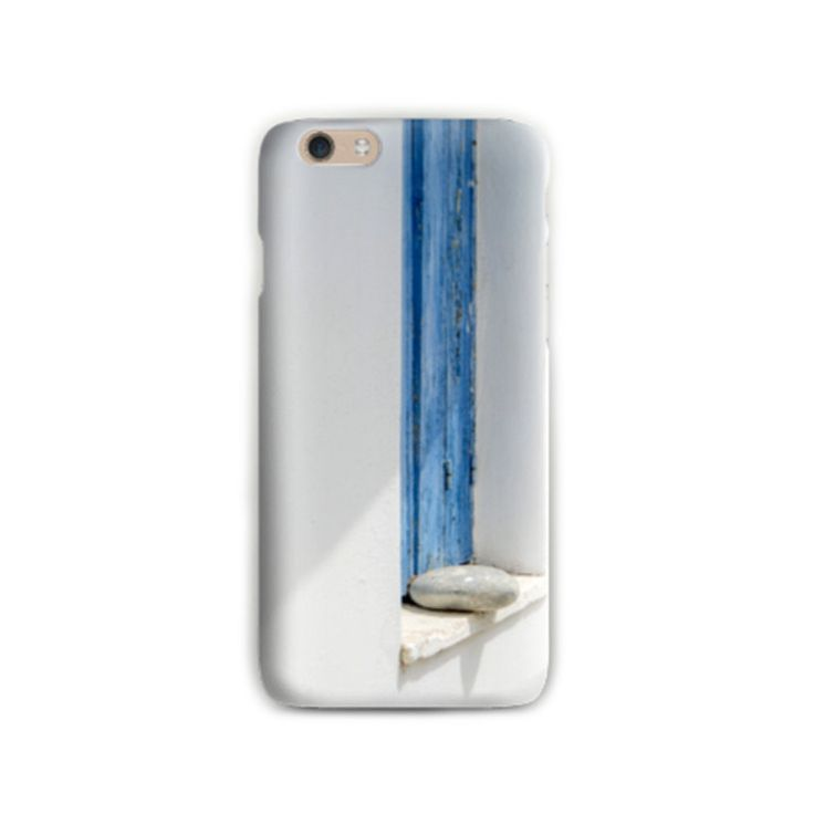 Blue iPhone 6 case Soft silicone Window Photography iPhone case Blue and white iPhone case Greece photography Gift for her for him iPhone 5 by LightBlueCases on Etsy