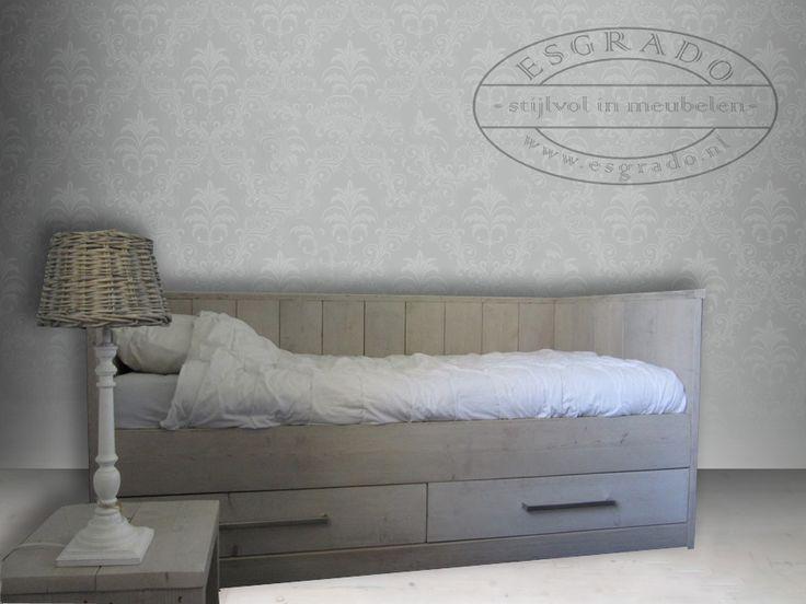 Slaapkamer Meubels Zutphen : ... Steigerhouten meubels op maat ...