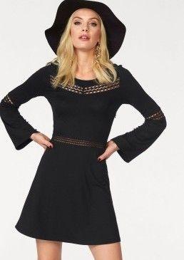 Žerzejové šaty, Melrose #avendro #avendrocz #avendro_cz #fashion #dress