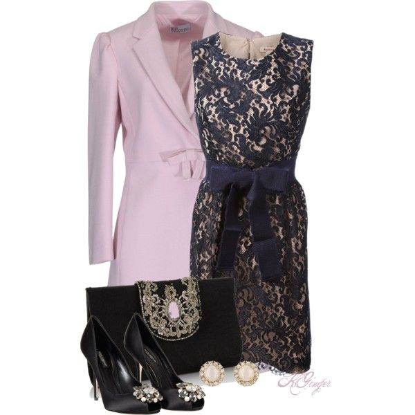 """""""Winter Wedding Guest"""" By Kginger On Polyvore"""
