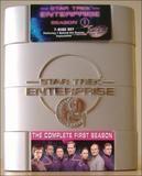 Star Trek: Enterprise - The Complete First Season [7 Discs] [DVD]