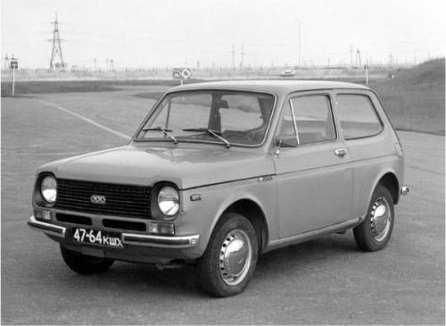 VAZ 32121 From USSR Russia