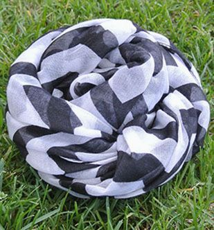 Infinite Style!  Chevron Infinity Scarves - FREE SHIPPING ON ALL ORDERS!