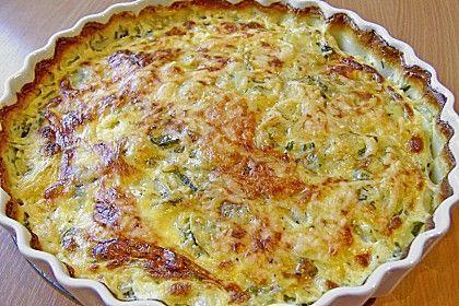 Bärlauch-Kartoffelgratin (Rezept mit Bild) von naddi1986 | Chefkoch.de