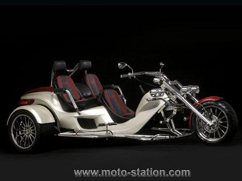 Dossier 3 et 4 roues : Trike Rewaco RF1, le pionnier accessibles aux permis auto