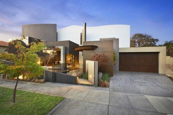 12 Fachadas de casas modernas y bonitas (8)