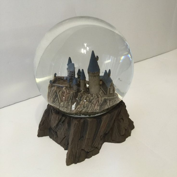 Harry Potter - Globo De Neve Do Castelo De Hogwarts - Geek Trek