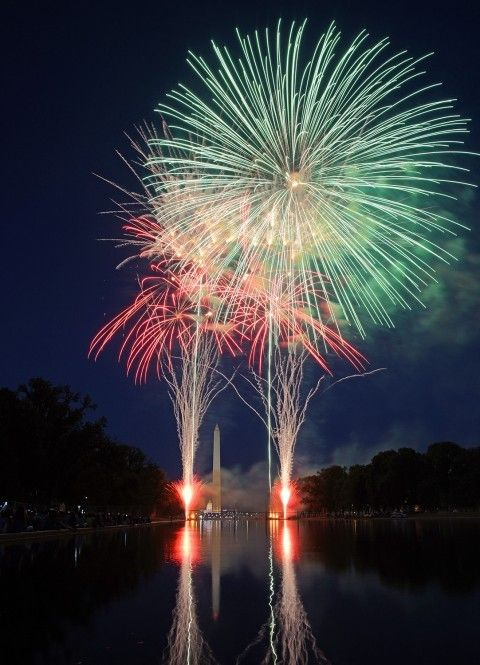 Take a look behind the scenes at the National Mall fireworks show - The Washington Post