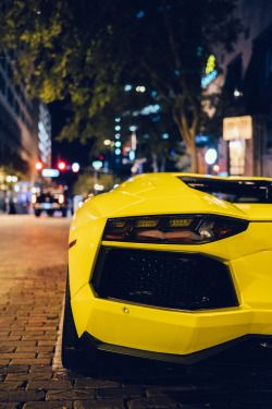 Automotivated: U201c Aventador By Night By Ahmed Hashim U201d