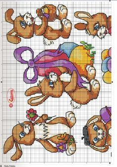 Point de croix -cross stitch ❤️✼❤️✼ Gallery.ru / Фото #4 - 2 - tatasha