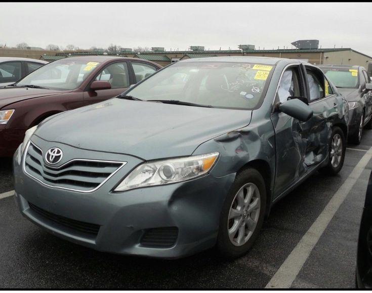eBay: 2010 Toyota Camry 2010 toyota camry car has severe body damage but runs #carparts #carrepair