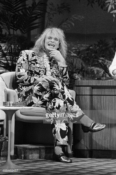 David Lee Roth Crazy From The Heat
