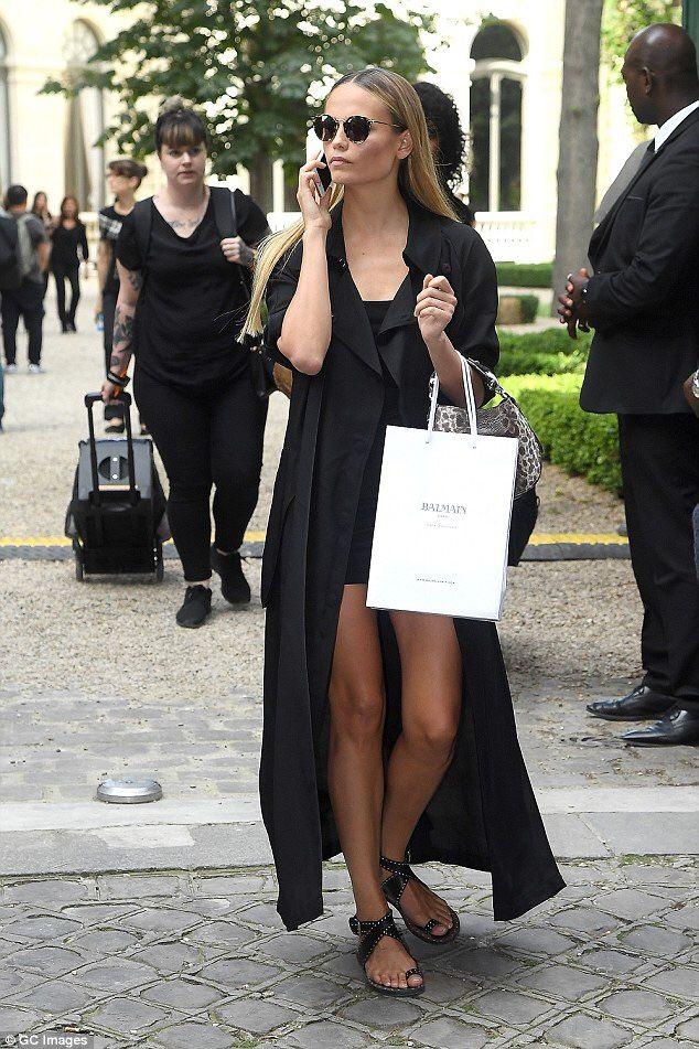classic black trench coat | Women's fashion