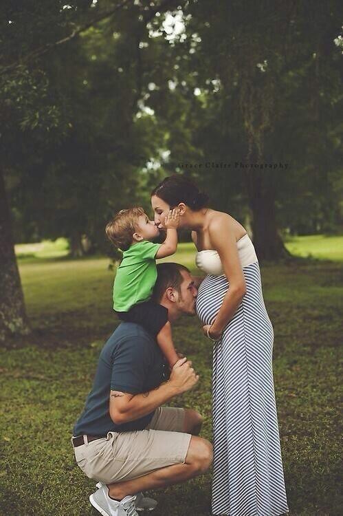 SO ADORABLE. Family photo