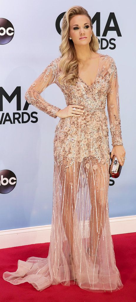 Carrie Underwood - 2013 - See All the Red Carpet Magic From CMA Awards Past