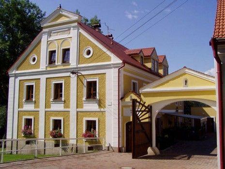 Hotel Stein - Skalka u Chebu www.hotelstein.cz Hotel 3* Superior