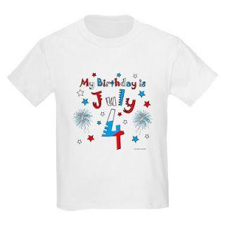 Birthdays For Everyday: SPOTLIGHT on JULY