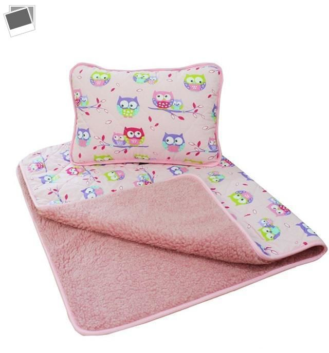 Duvet Inserts 18646: Sale! Baby Pink Merino Wool And Cotton Cot Bed Baby Quilt Duvet + Pillow 40X60cm -> BUY IT NOW ONLY: $49.99 on eBay!