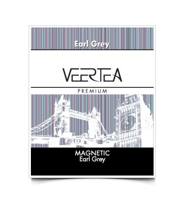 Magnetic Earl Grey. Your perfect choise...