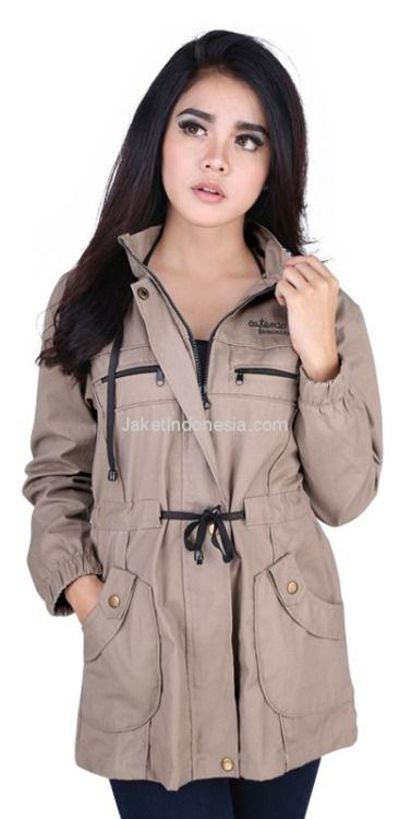 Jaket wanita CSE 053 adalah jaket wanita yang nyaman untuk...