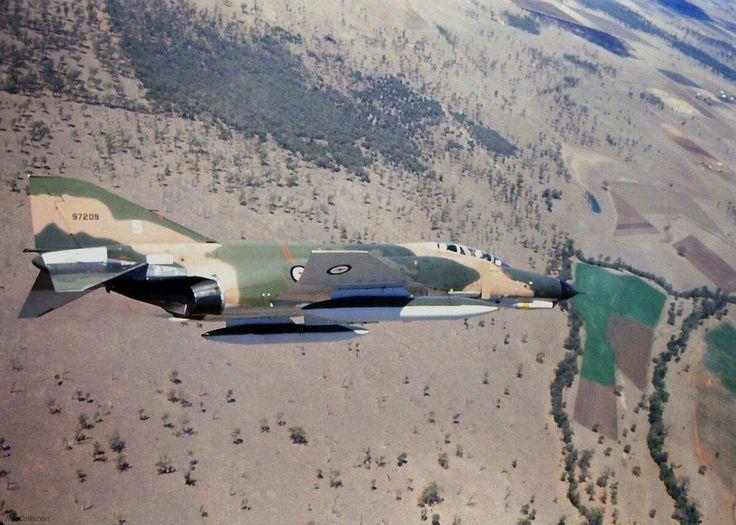 RAAF F-4E Phantom II (Retired)