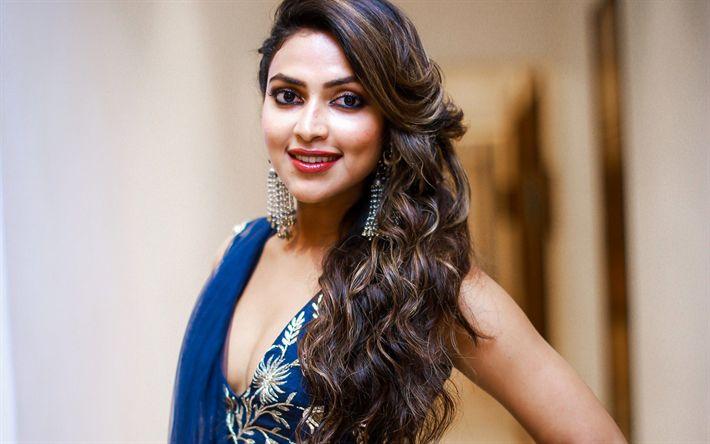 Download imagens Amala Paulo, Bollywood, 2017, beleza, morena, a atriz indiana