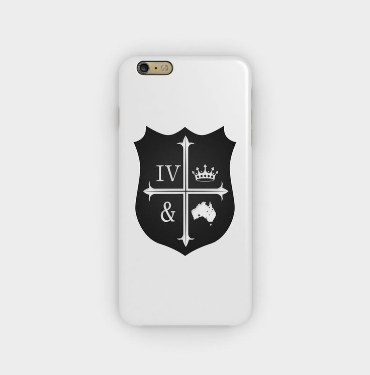 For King And Country iPhone Case #iphonecase #iphone6case #phonecases