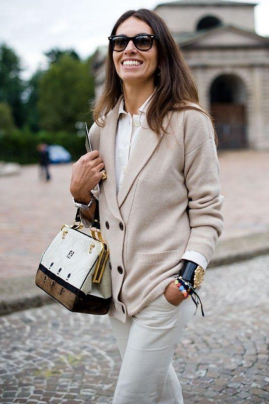 jewelry, bag, white n beige