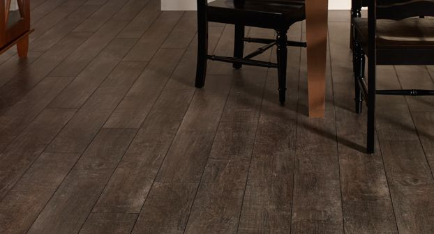Mannington Arcadia Smoke Laminate Flooring available at ...