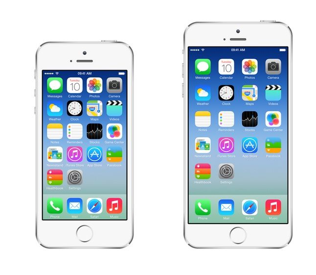 5.5in iPhone 6 Model to Feature Optical Image Stabilisation