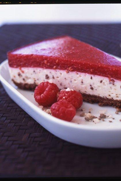 Ihana, marjainen Marianne crush -kakku.